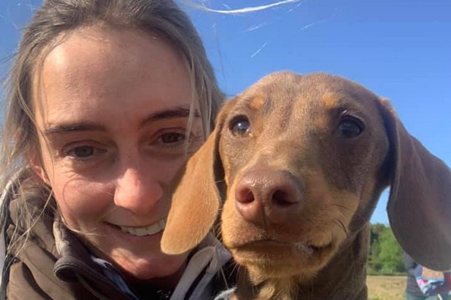 Dachshund Lost For Three Days Found With Help Of Bacon